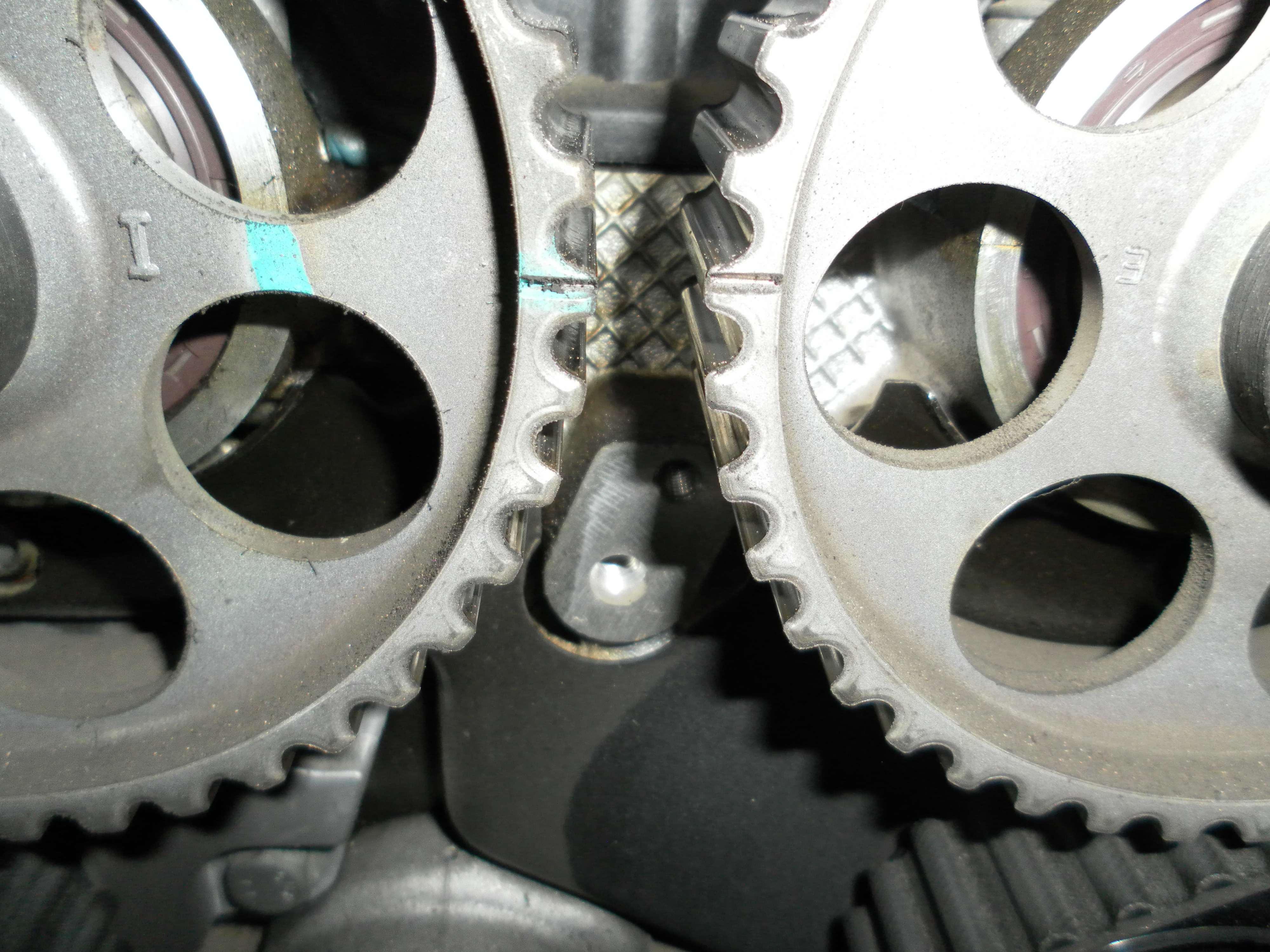 Замена грм на дэу нексия 8 клапанов своими руками